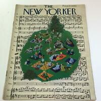 The New Yorker July 23 1955 Full Magazine/Theme Cover Ilonka Karasz