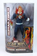 "Marvel Legends Icons Series	- Human Torch 12"" Action Figure"