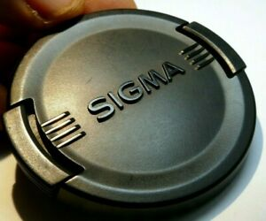 Sigma 55mm Lentille Avant Casquette 28-80mm f3.5-5.6 Macro zoom Original (Noir)