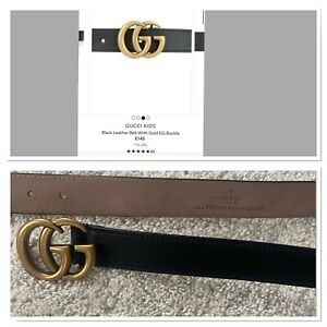 kids gucci belt