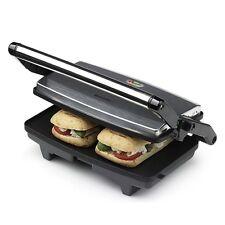 BREVILLE VST049 CAFE STYLE SANDWICH PRESS MAKER TOASTER NON STICK PLATES