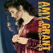 Amy Grant Heart in Motion 1991 Audio Cassette Tape