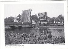 "*Postcard-""The Pocomoke River Drawbridge"", 1965-    *Pocomoke City, MD (#146)"