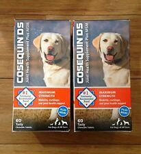 Cosequin DS Dogs Joint Vitamins Supplement PLUS MSM Maximum Strength Glucosamine