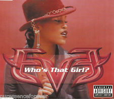 EVE - Who's That Girl? (UK 4 Trk Enhanced CD Single)