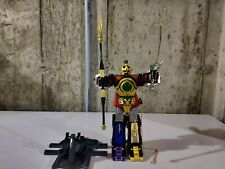 BANDAI Power Rangers Legacy Die Cast Thunder Megazord 2015 COMPLETE IN BOX!