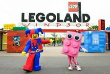 2X LEGOLAND WINDSOR TICKETS. PICK YOUR OWN DATE ONLINE 18TH JULY-1ST NOVEMBER 20