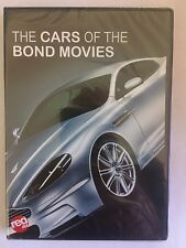 the cars of the bond movies dvd new and sealed dvd brand new item.