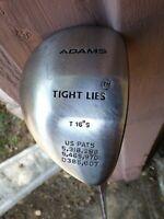 ADAMS Tight Lies T 16° S VMI Air Assault Fairway Wood Firm Graphite RH