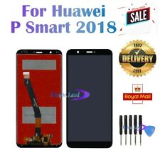 Replacement For Huawei P Smart 2018 LCD Display Touch Screen Digitizer Black UK