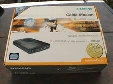 NIB Siemens SpeedStream Cable Modem Ethernet / USB Compatible model SS6101