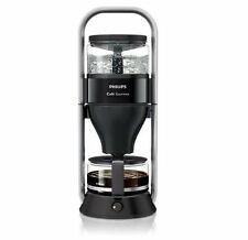 Philips Cafe Gourmet Coffee maker HD5407/60 Black Boil and brew system