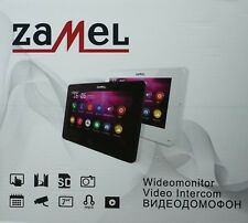 "Video Intercom 7"" Farb LCD DVR Kalender Alarm Media Player Fotorahmenmodus OVP"