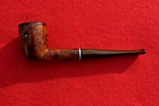 Vintage Smooth Signature Imported Bruyere S R Valentine Pipe Straight Sitter