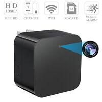 Détection de mouvement avec adaptateur caché dans une caméra espion WiFi 1080P