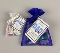 * Dad To Be Survival Kit Novelty Keepsake Gift - Personalised Option