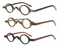 Occhiali da Lettura da Vista Tondi mini youp stile John Lennon Icon Eyewear