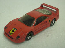 Modellauto Matchbox Ferrari F40 1988 1:59