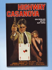 Highway Casanova  VMP Richard Gabourie VHS Chris Langevin ACTION Les Rose