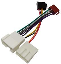 FAISCEAU POUR AUTORADIO RENAULT DACIA Adaptateur fiche ISO convertisseur câble
