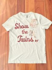 RARE Vintage Abercrombie & Fitch Show the Twins Mens Shirt Medium Sexy