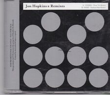 Jon Hopkins-Remixes promo cd maxi single 2 tracks