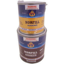 Norfill White Epoxy Filler - 1kg Pack