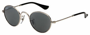Ray-Ban Junior Sunglasses RJ 9537S 212/6G 40 Silver | Grey Mirror Lens