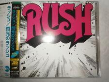 Rush Self-Titled [1974] Japan CD AMCY-2289 W/Obi