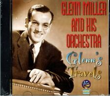 Glenn Miller and His Orchestra Glenn's Travels BRAND  NEW SEALED CD