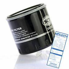 Ölfilter passend für FIAT PUNTO 188, PANDA 169, SEICENTO, DOBLO & ALFA ROMEO 156