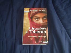 Prisonnière à Téhéran de Marina NEMAT roman