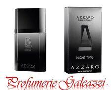 AZZARO POUR HOMME NIGHT TIME EDT VAPO SPRAY - 100 ml