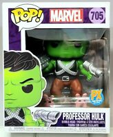 "Funko Pop Marvel PROFESSOR HULK 705 Deluxe 6"" PX EXCLUSIVE Vinyl Figure NEW"