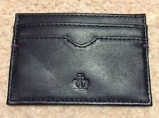 JEFF BANKS LEATHER CREDIT CARD HOLDER NEW