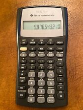 Texas Instruments BA II Plus Business Analyst Calculator