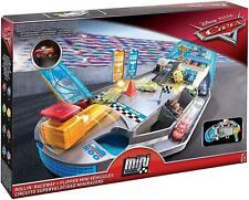 Disney Pixar Cars Mini Racers Rollin' Raceway Playset Track & Speed Launcher