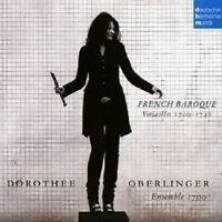 "DOROTHEE OBERLINGER ""FRENCH BAROQUE"" CD NEU"