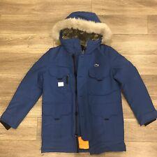 a898a2d569 Lacoste Live Detachable Fur Hooded Parka Water Repellent Supreme Jacket SzM  $475
