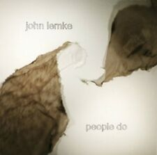 JOHN LEMKE - PEOPLE DO  CD  9 TRACKS ELECTRONIC/DISCO/DANCE/TRIP-HOP/POP NEU