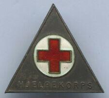 Norway Norwegian Vintage Red Cross Rescue Corps Badge Pin !!!