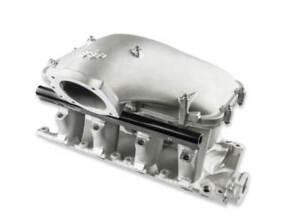 Holley  300-306 Ford SB 302 Hi-Ram EFI Manifold with 95mm Ford 5.0 TB Flange