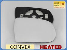 Wing Mirror Glass For JEEP CHEROKEE 2013-18 Convex Heated Right #JE019