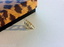Chevron Ear Cuff-14 KT Gold Plated Solid Sterling Silver 925-Wrap-Simple-Modern