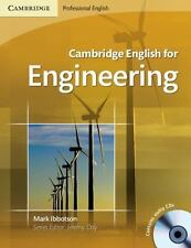 Cambridge English for Engineering Student's Book with Audio CDs (2) by Ibbotson