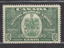 1939 #E7 10¢ KING GEORGE VI  SPECIAL DELIVERY F-VFNH