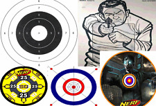700 printable targets nerf airsoft bb guns resale business