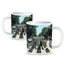 The Beatles Abbey Road Mini Mug Image White Boxed Fan Gift Espresso Coffee Cup
