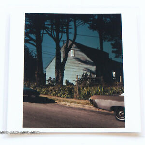 Todd Hido Limited Edition Print Iconic House Hunting Signed Photograph 2017