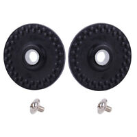 2 New Rubber Wheel for Silver Reed Knitting Machine SK210 SK260 SK280 SK360 740